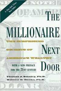Learn the habits of the Millionaire Next Door - Book Review