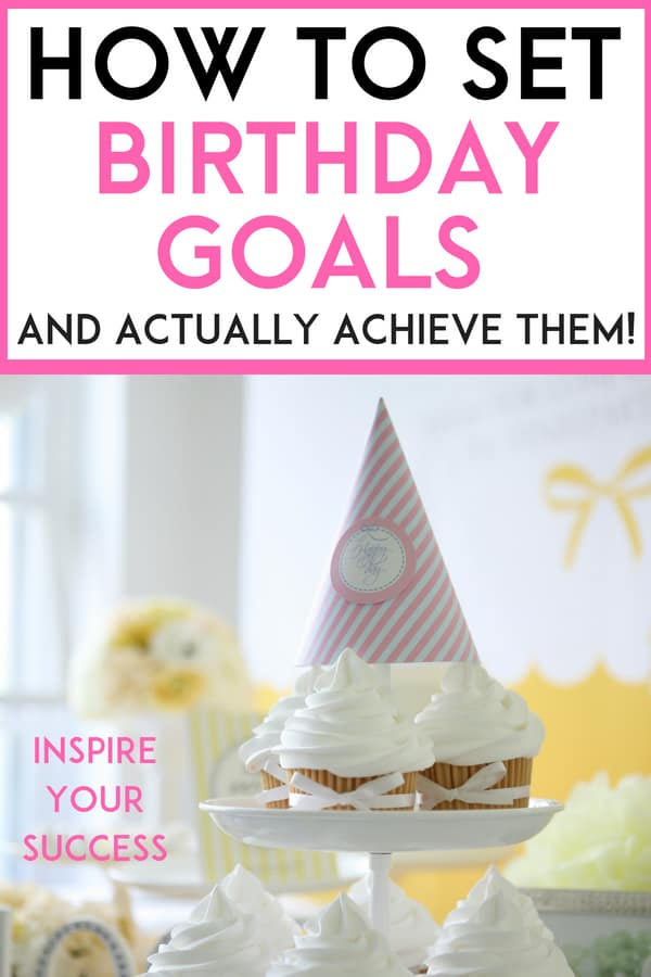 Ever since I started setting birthday goals I seem to get more motivation and inspiration. I love to see how much I can achieve in a year #goals #smartgoals #goalsetting #birthdaygoals #birthday