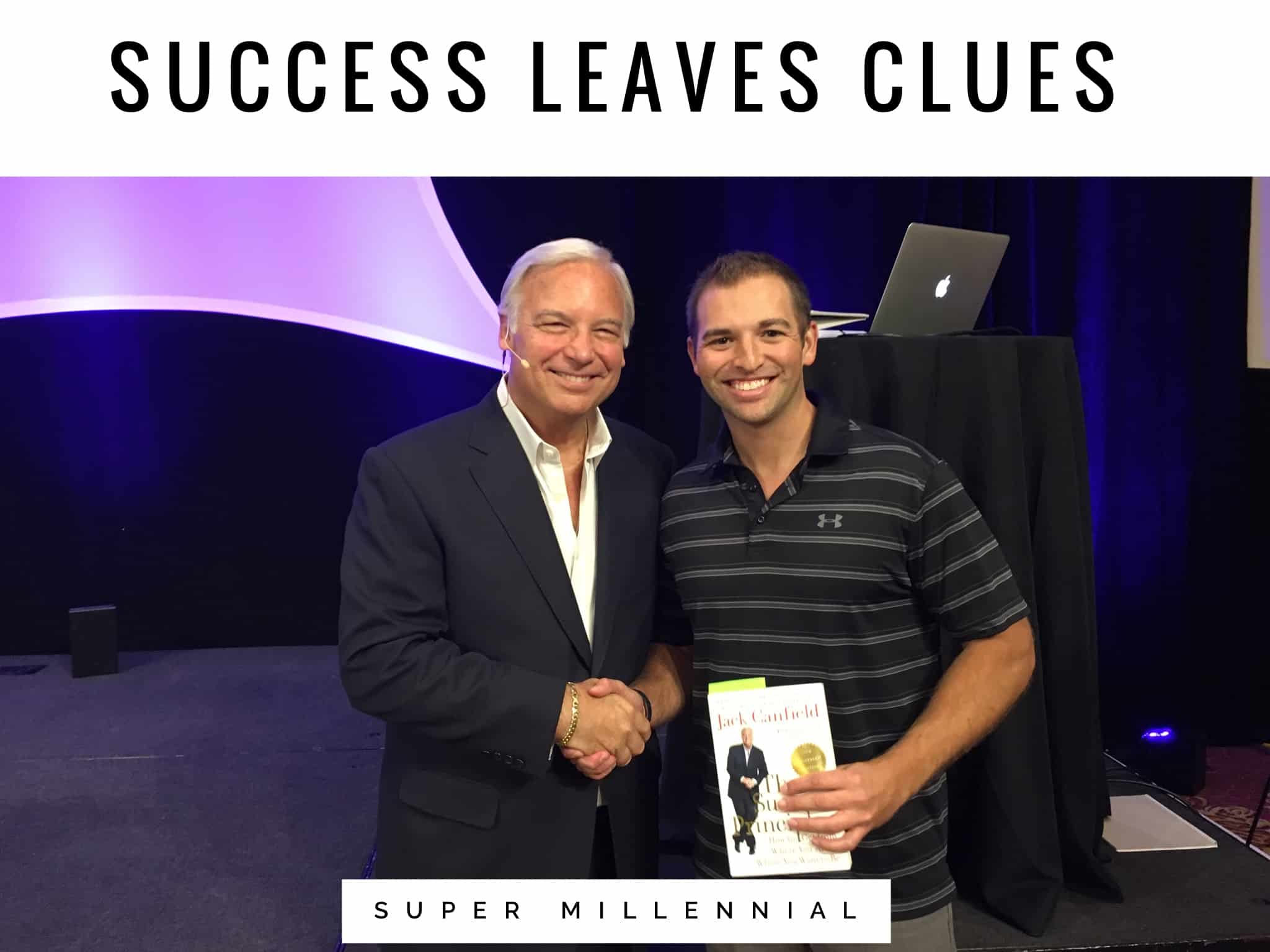 One Day to Greatness Seminar - Jack Canfield