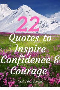 Mel Robbins Quotes will inspire confidence and courage. Learn how to live your dreams! #confidence #courage #happiness #5secondrule