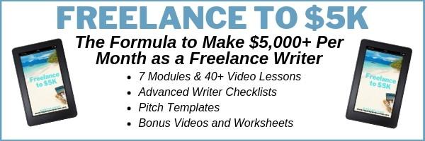 Freelance to 5K