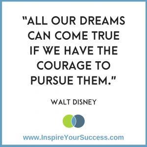Goal Setting Quotes Images (Walt Disney)