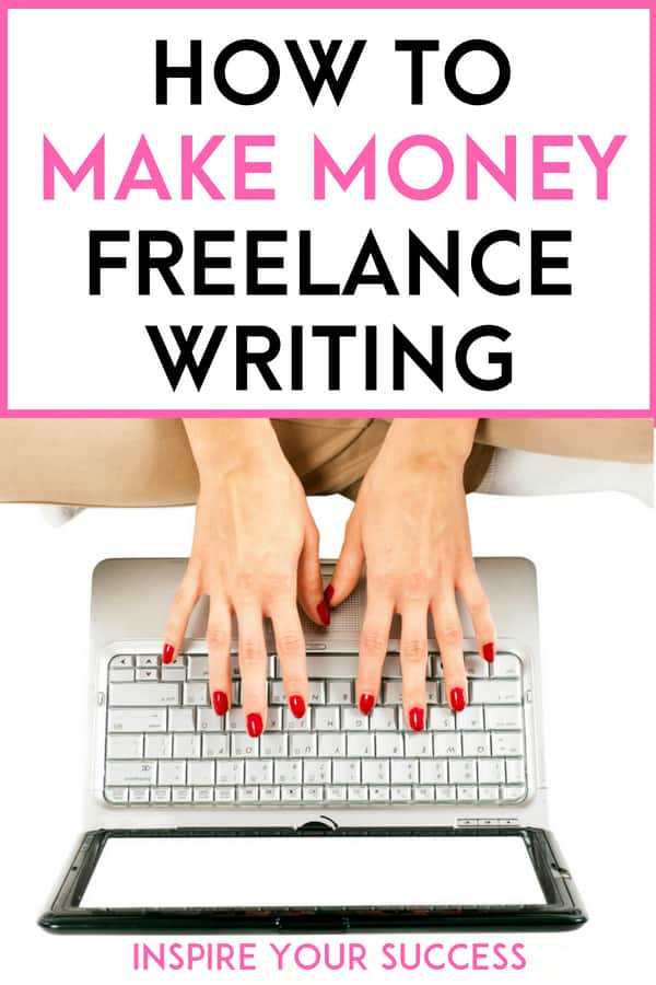 As a freelance writer my life has changed! I now make over $4,000 per month as a freelance writer #sidehustle #makemoneyonline #wfh #makemoneywriting #writer #freelancer