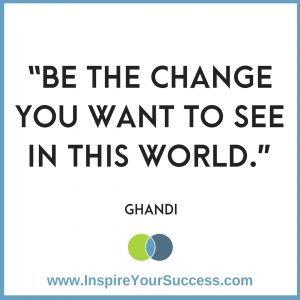 Growth mindset quotes (Ghandi)