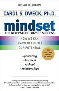 Mindset - The New Pscyhology of Success Book
