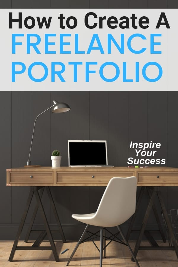 Ready to start your side hustle or career as a freelance writer? Learn how to build an epic portfolio and freelance writer website quickly and easily #freelance #writer #makemoneywriting #writerlife