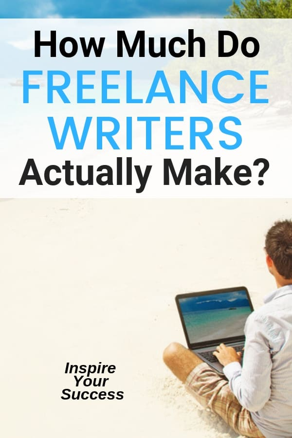 So what is freelance writing? How much do freelancers make? Learn it all in this helpful post #freelance #freelancewriting #digitalnomad #workathome #no9to5 #wahm