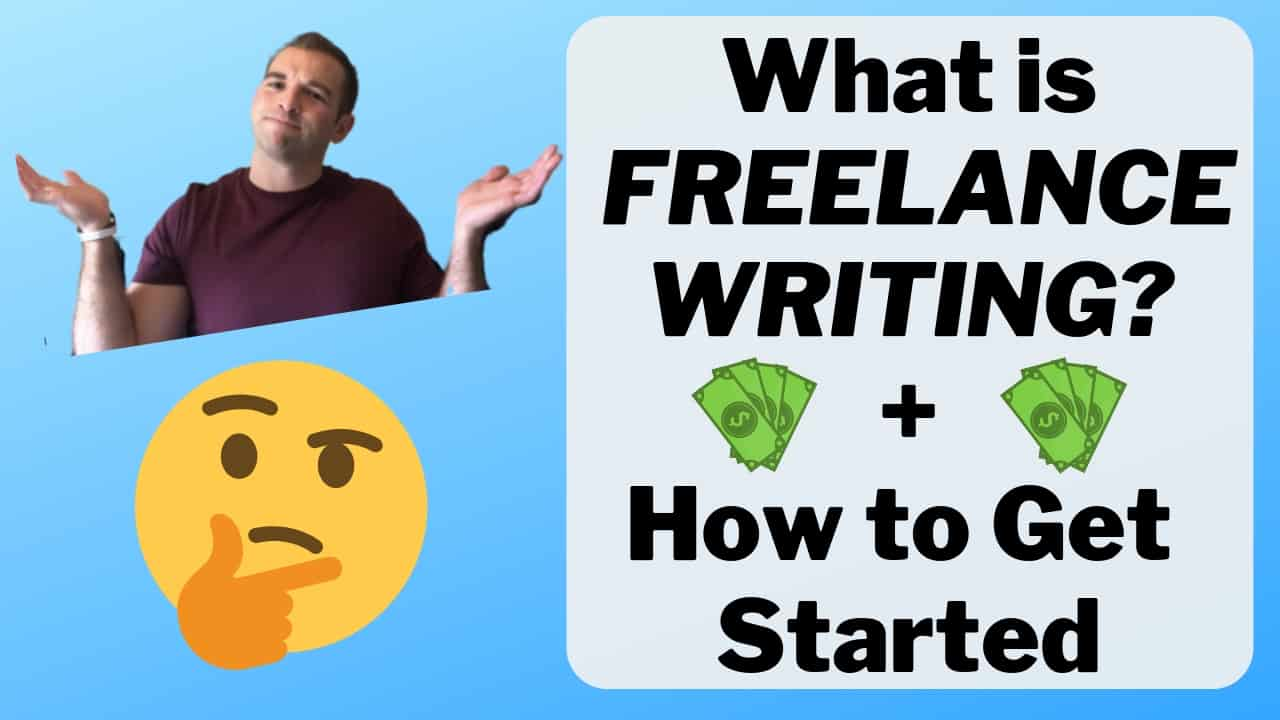 What Is Freelance Writing? Learn what is a freelance writer and how to get started