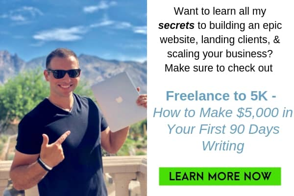 Freelance to 5K - Michael Leonard