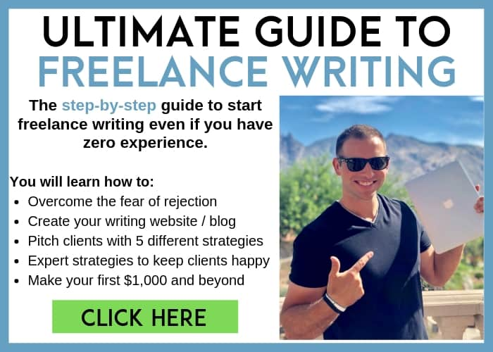 Ultimate Guide to Freelance Writing