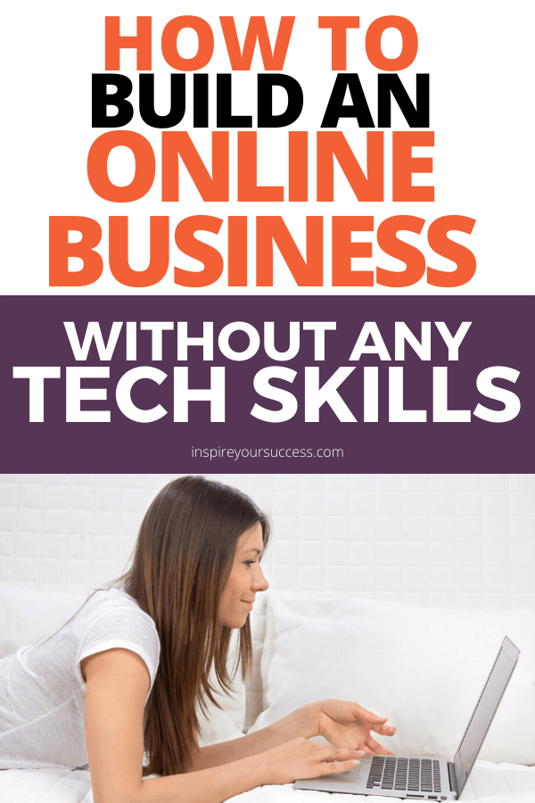 How to Build an Online Business Without Tech Skills – Jacqueline Kincer