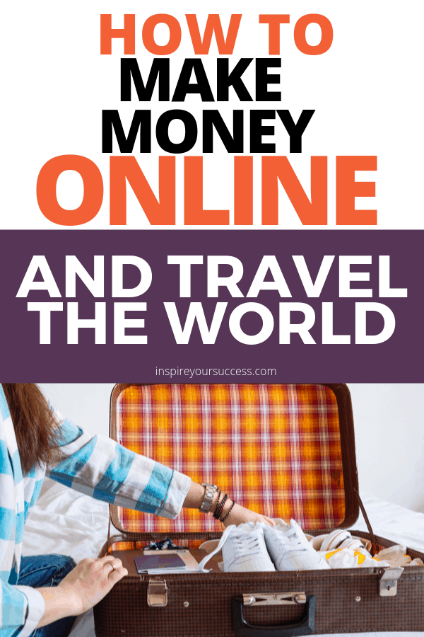 make money online while traveling