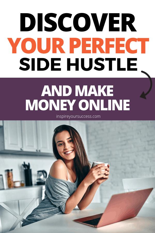 side hustle make money online