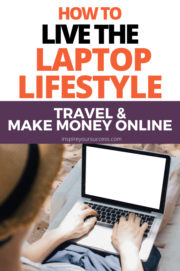 travel and make money online