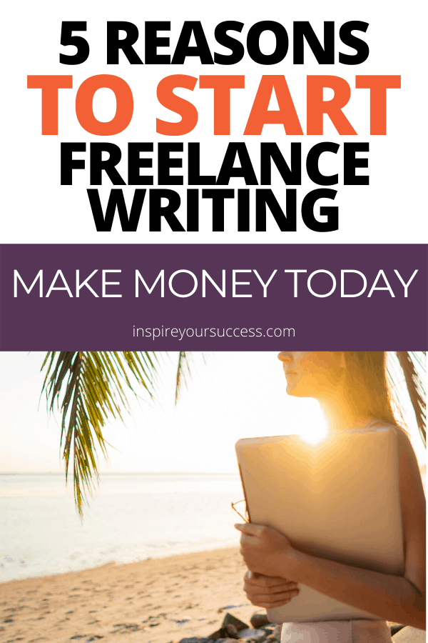 freelance writing is the best online job