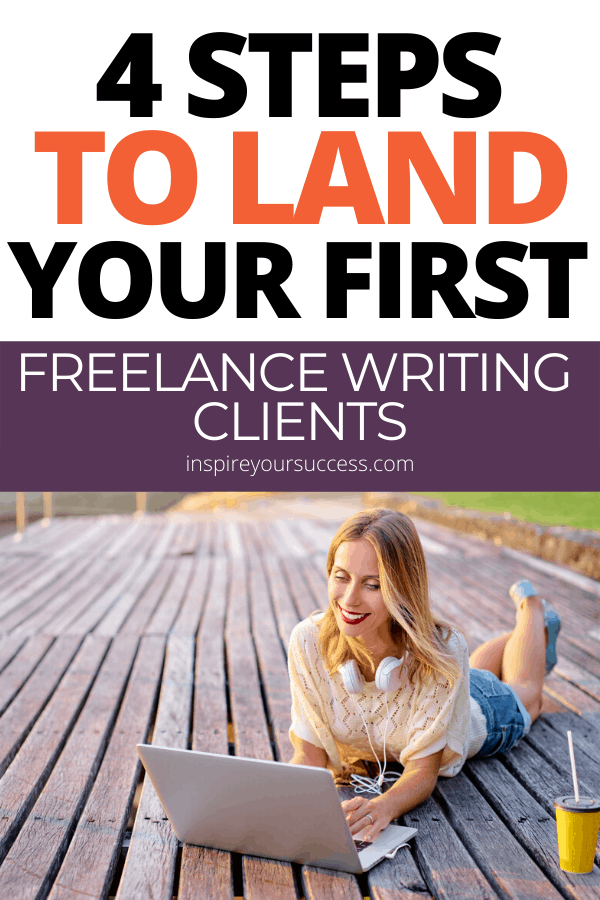 how to get freelance writing clients
