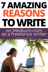 top reasons write on medium.com