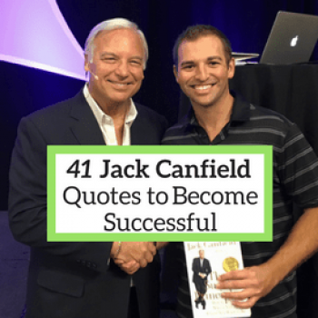 Jack Canfield Quotes (The Success Principles)